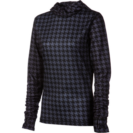 photo: DaKine Sierra Hooded Top long sleeve performance top