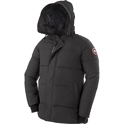 photo: Canada Goose Macmillan Parka down insulated jacket