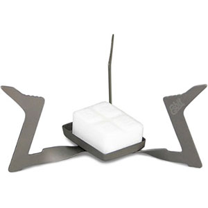 photo: Esbit Titanium Stove solid fuel stove