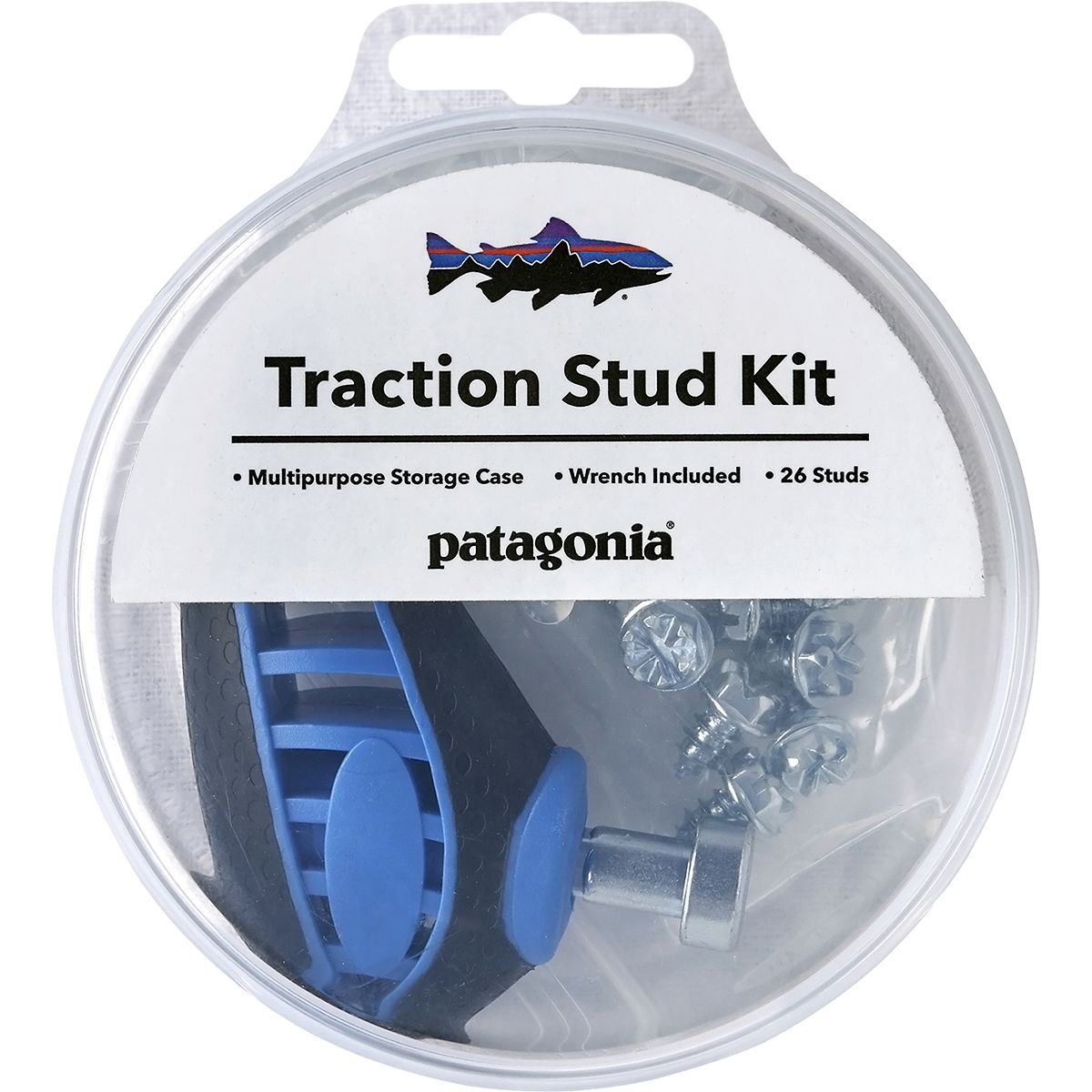 photo: Patagonia Stud Kit traction device