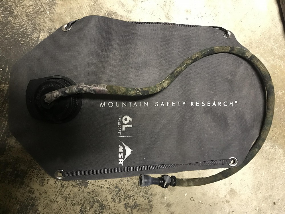 photo: MSR Dromedary Bags hydration reservoir