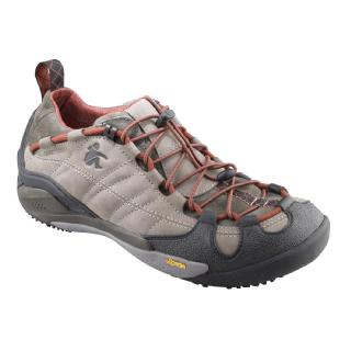 photo of a Cushe trail shoe