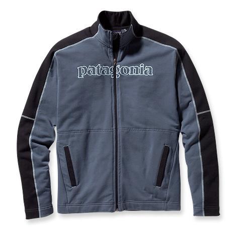 Patagonia Full-Zip Stretch Fleece Jacket