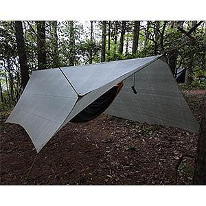 photo: Hammock Gear Standard Cuben Fiber Tarp with Doors tarp/shelter