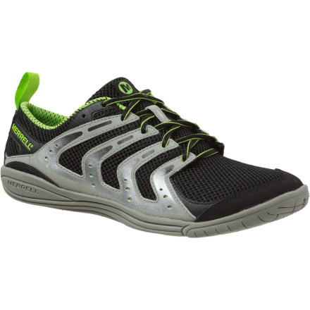 photo: Merrell Barefoot Run Bare Access Trail barefoot / minimal shoe