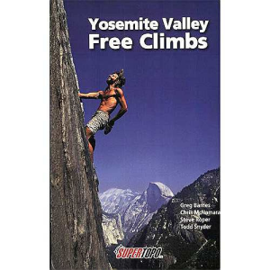 photo: SuperTopo Yosemite Free Climbs us pacific states guidebook