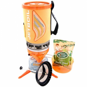 photo of a Jetboil stove