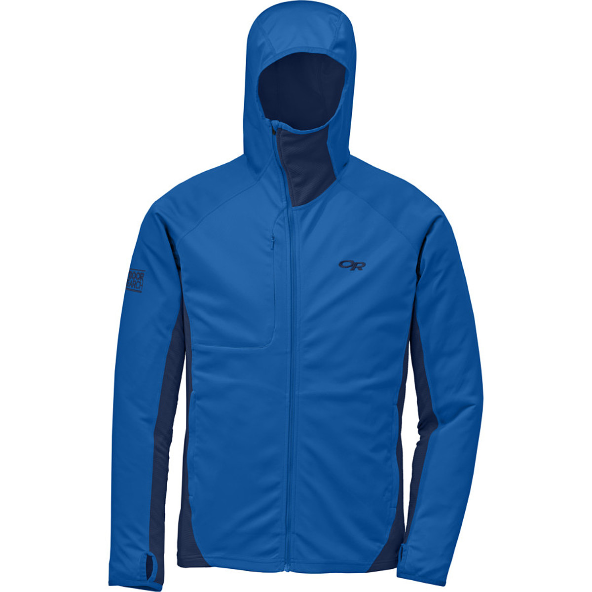 photo: Outdoor Research Centrifuge Jacket fleece jacket
