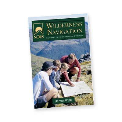 photo: NOLS Wilderness Navigation camping/hiking/backpacking book