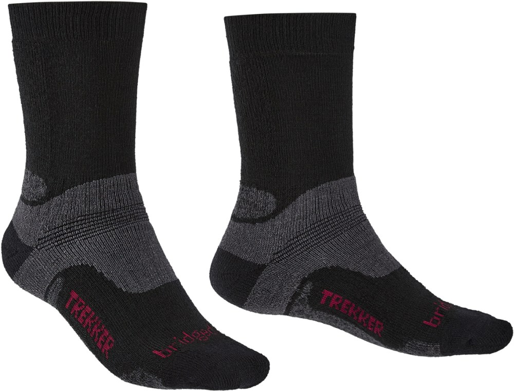 photo: Bridgedale Men's Hike Midweight Boot Merino Performance hiking/backpacking sock