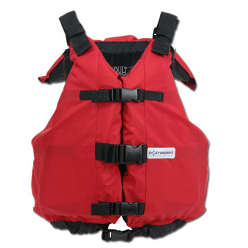 photo: Extrasport UT5 life jacket/pfd