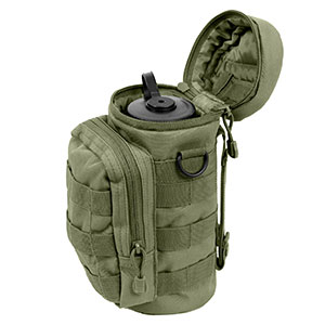 photo: Rothco MOLLE Compatible Water Bottle Pouch pack pocket