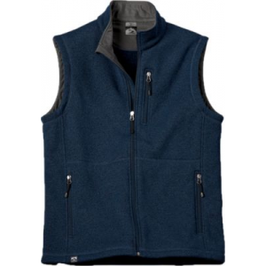 photo of a Storm Creek fleece vest