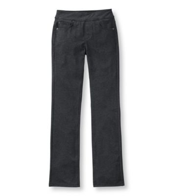 L.L.Bean 5-Pocket Performance Pants, Straight Leg
