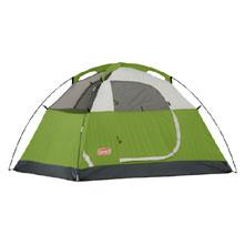 Coleman SunDome 3 Tent 7' x 7'