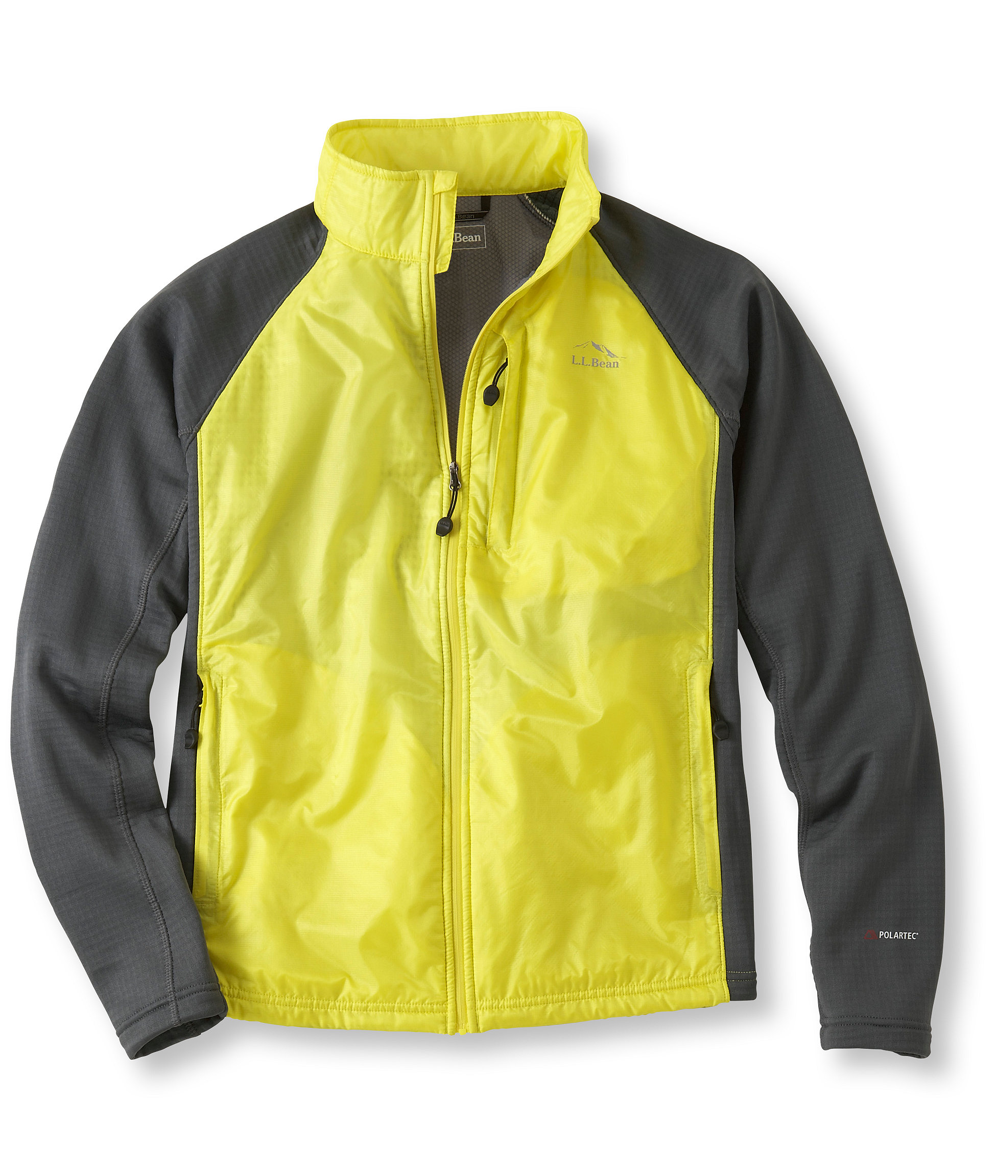 photo: L.L.Bean Alpha Hybrid Jacket wind shirt