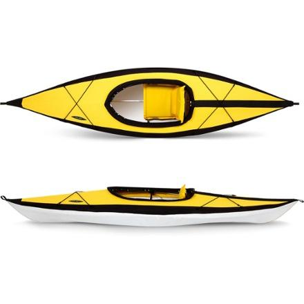 photo: Folbot Citibot 100 folding kayak