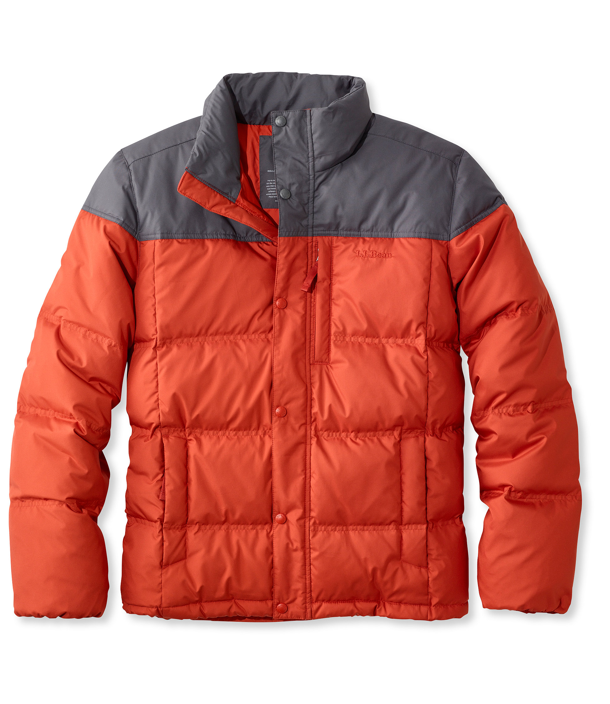 photo: L.L.Bean Trail Model Down Jacket down insulated jacket