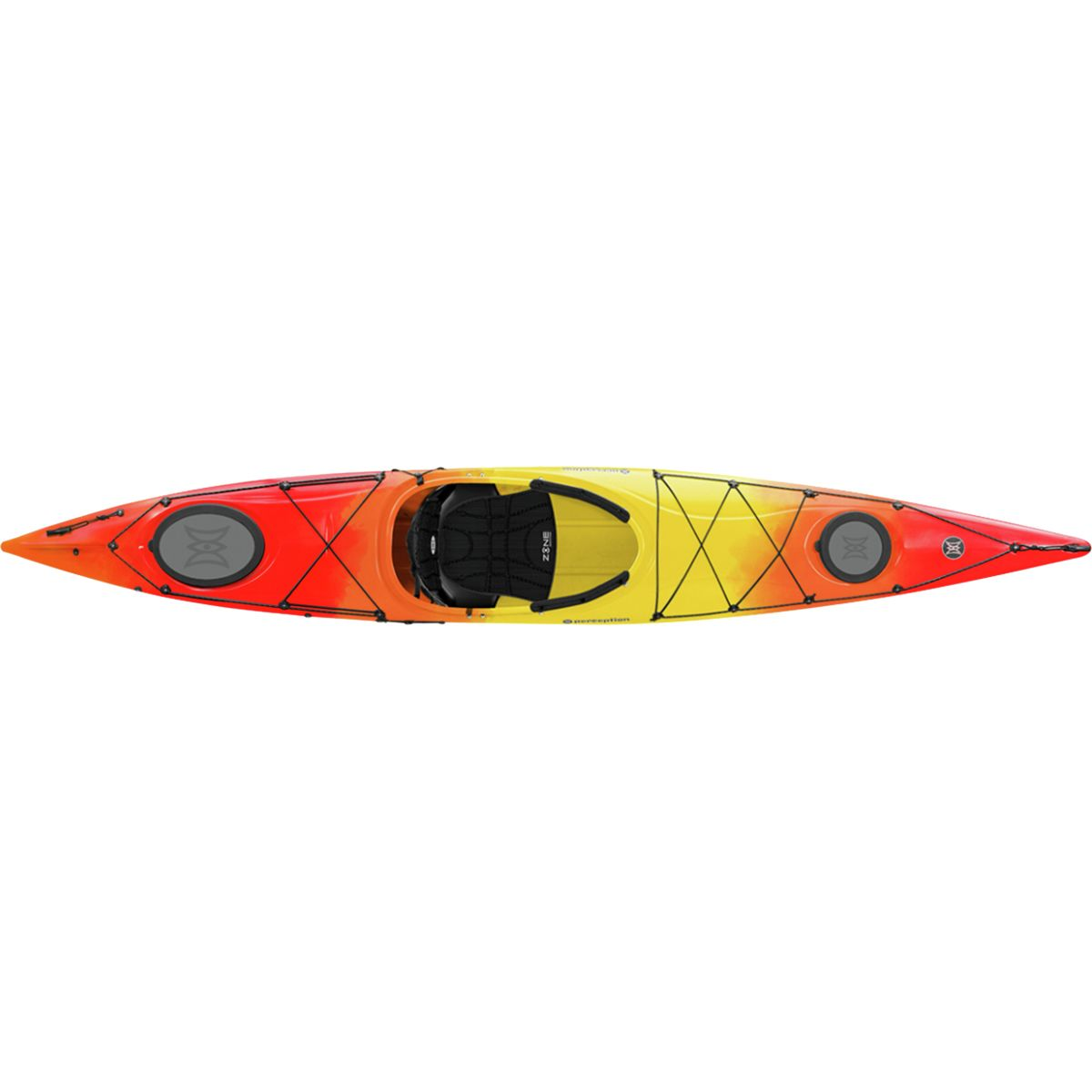 photo: Perception Carolina 12 touring kayak