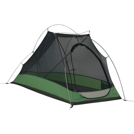 photo: Sierra Designs Vapor Light 1 3-4 season convertible tent