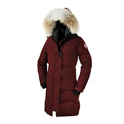 photo: Canada Goose Shelburne Parka down insulated jacket