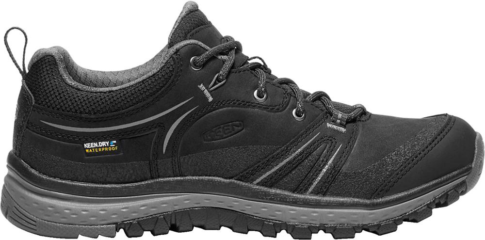 photo: Keen Terradora Leather Waterproof trail shoe