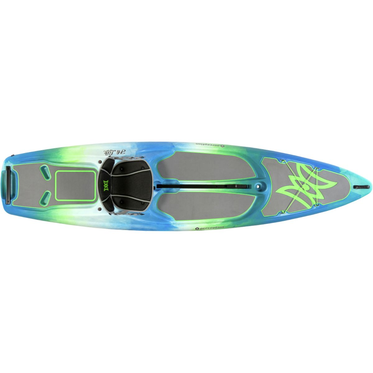 photo: Perception Hi Life 11.0 sit-on-top kayak