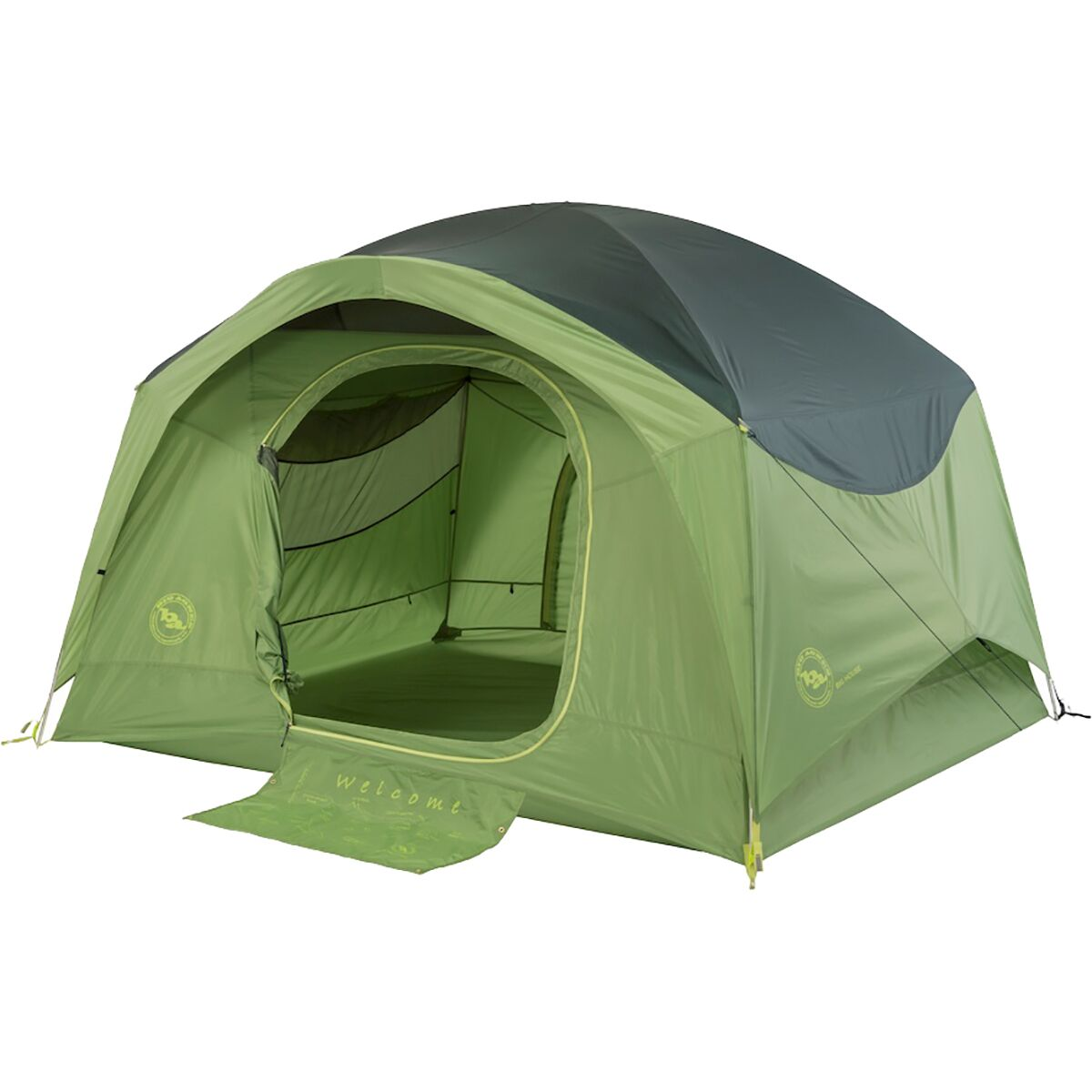 Big Agnes Big House 4 Deluxe