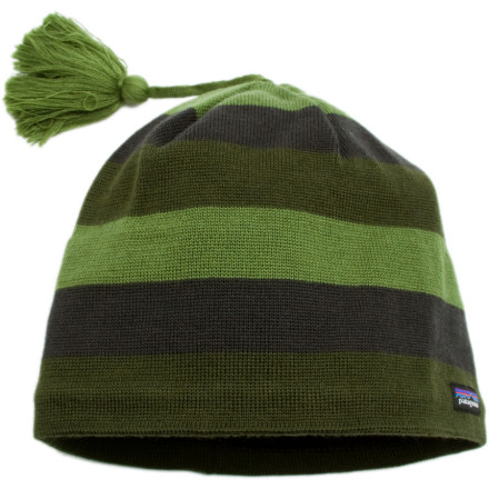 photo: Patagonia Lightweight Ski Hat winter hat