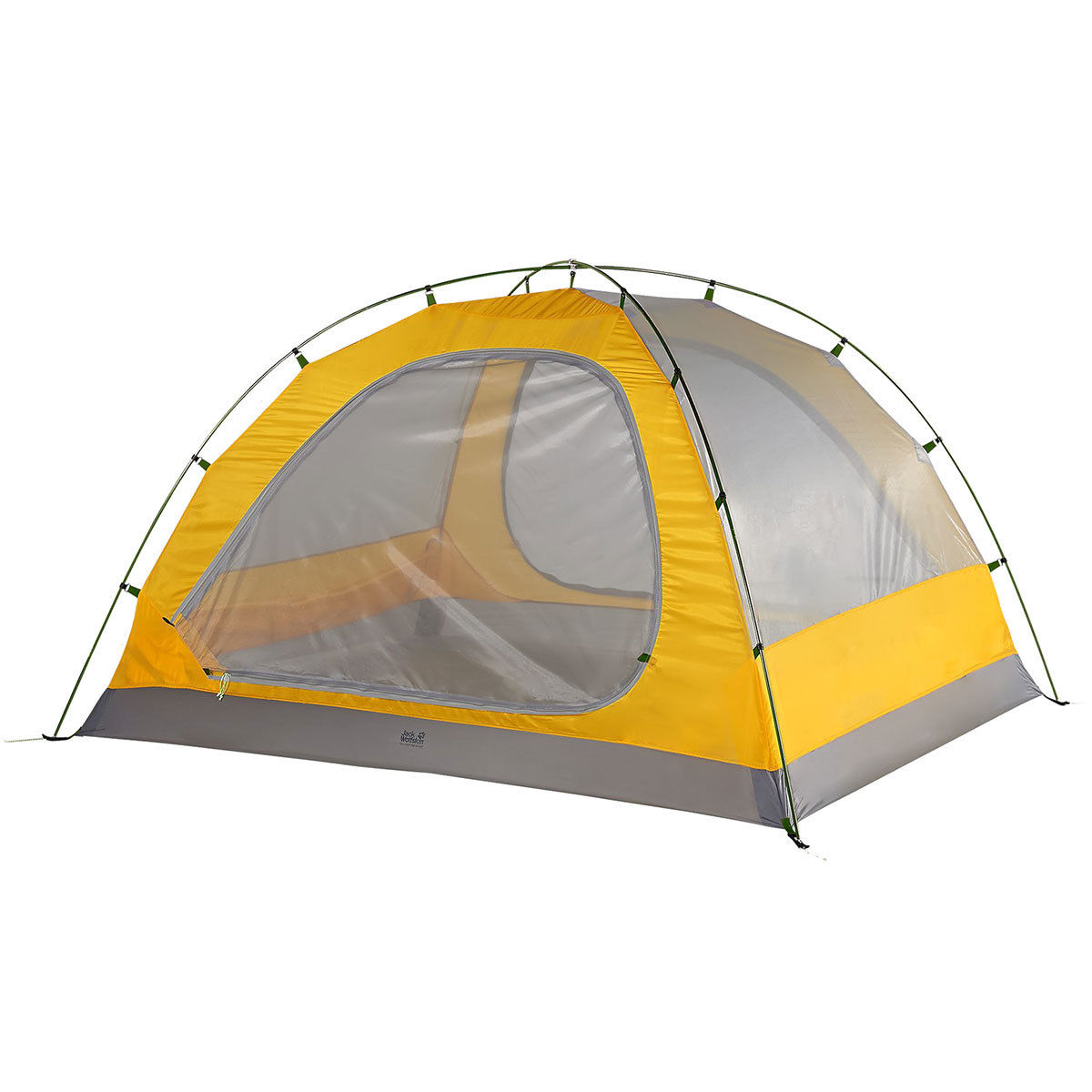 photo: Jack Wolfskin Yellowstone III three-season tent