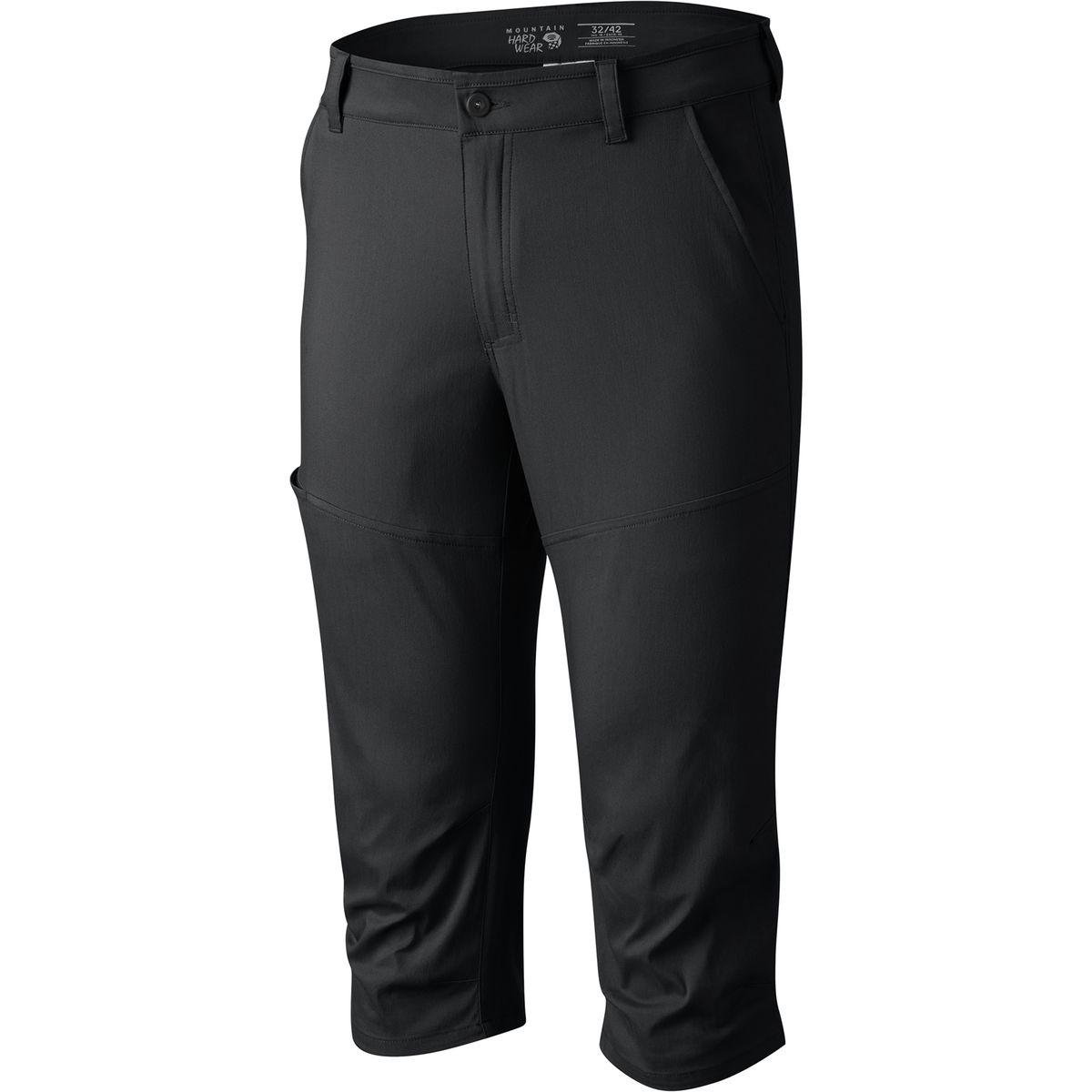 photo: Mountain Hardwear AP 3/4 Pants hiking pant