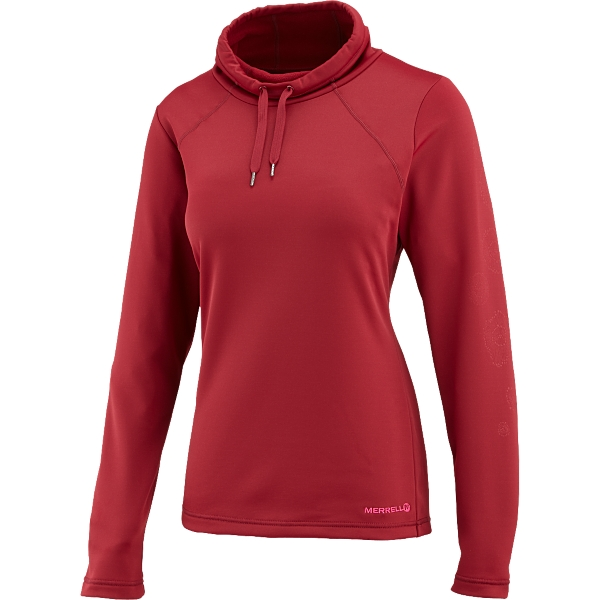 photo: Merrell Tazlina Top fleece top