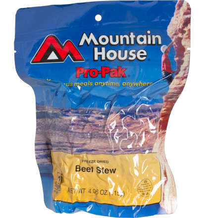 Mountain House Beef Stew Pro-Pak