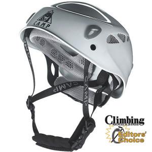 photo: CAMP Silver Star climbing helmet