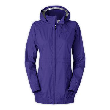 photo: The North Face Sereyna Rain Jacket waterproof jacket