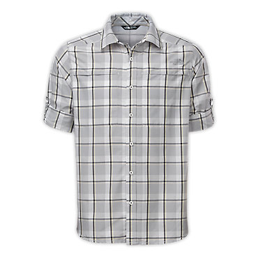 The North Face Traverse Plaid Shirt