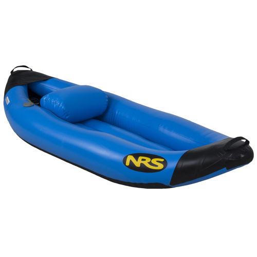 photo: NRS Rascal inflatable kayak