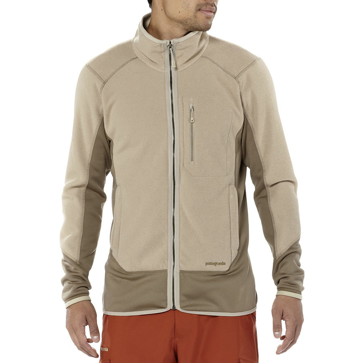 Patagonia Hybrid Fleece Jacket