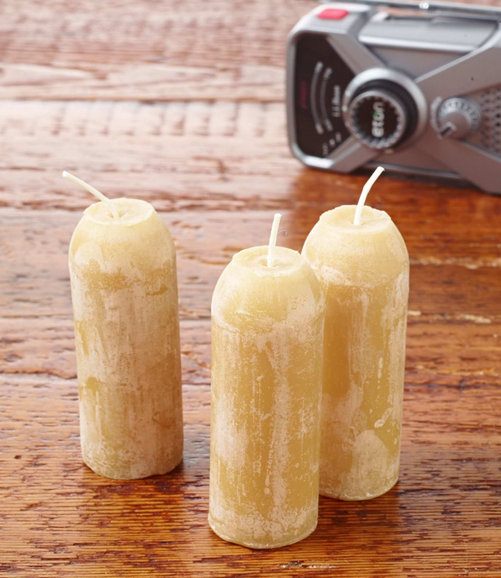 UCO Beeswax Candles