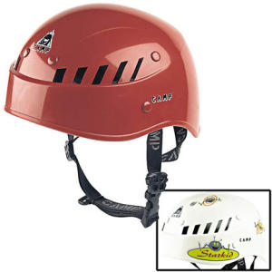 photo: CAMP Star Kid climbing helmet