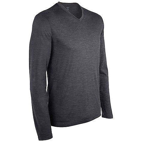 Icebreaker Tech T Lite Long Sleeve V