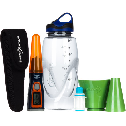 photo: SteriPEN Journey System Pack water purifier