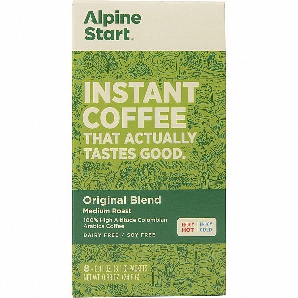 Alpine Start Original Blend Instant Coffee