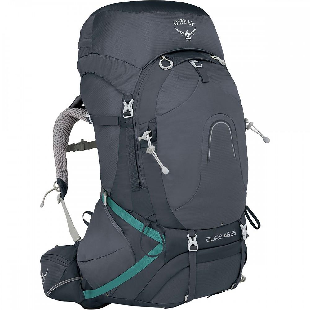 photo: Osprey Aura AG 65 weekend pack (50-69l)