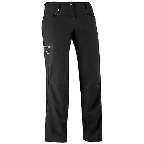 photo: Salomon Wayfarer Winter Pant hiking pant