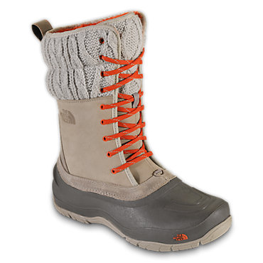 photo: The North Face Shellista Lace Boot winter boot