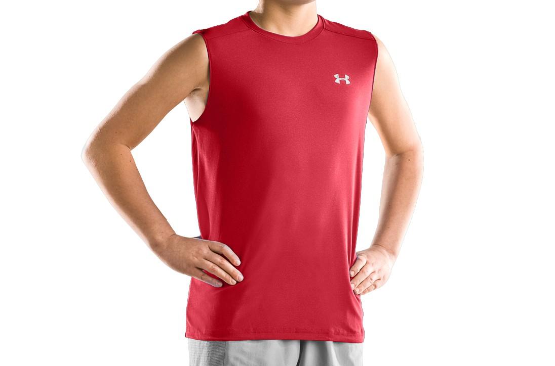 Under Armour TNP Sleeveless T Shirt