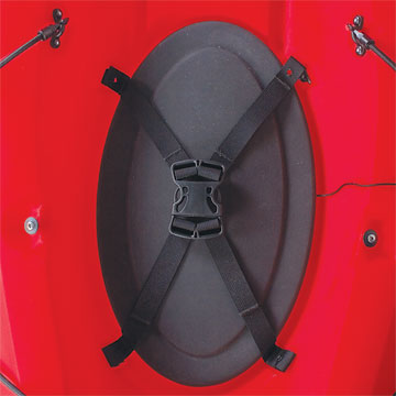photo: Ocean Kayak Small Cross Lock Kayak Hatch Kit outfitting gear