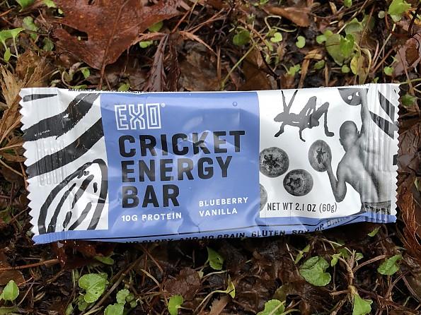 Exo Cricket Energy Bar