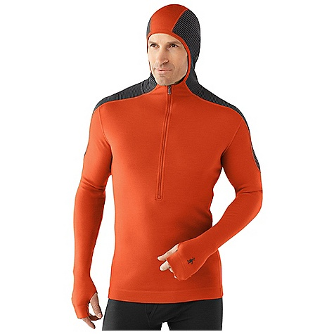 photo: Smartwool Men's Midweight Hoody base layer top